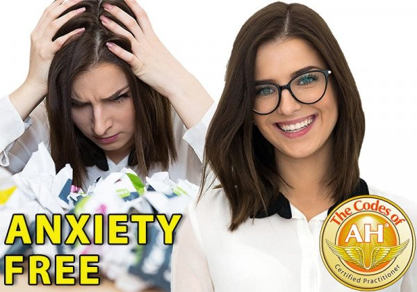 Anxiety Free with the Codes of AH