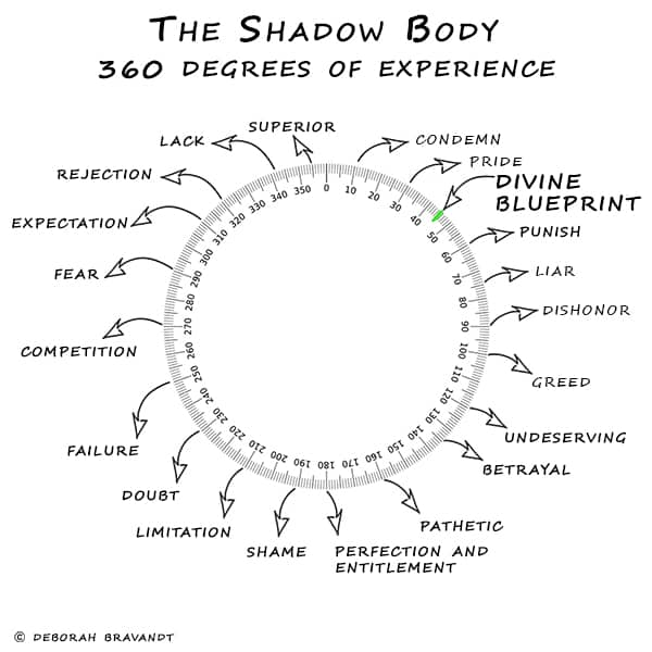 The Shadow Body explained