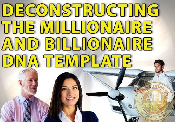 How to become more like a millionaire or billionaire with frequency, angular rotation of particle spin, and cord cutting for prosperity course